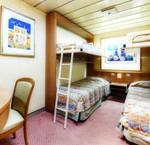 世界を船で旅する どんな部屋なの編